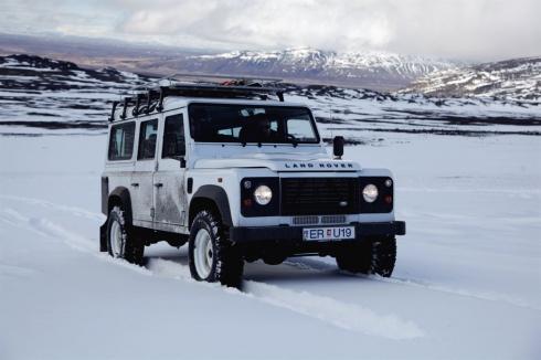 Land Rover поддержит «Экспедицию на полюс холода»
