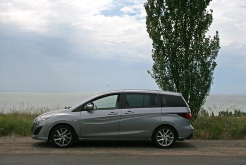 Москва-Мариуполь-Мелекино. Путешествие на Mazda 5.