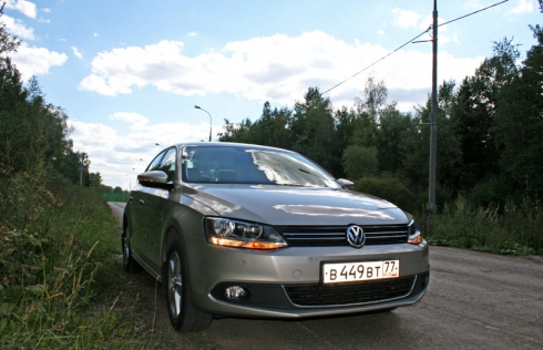 Тест-драйв Volkswagen Jetta (1,4 TSI)