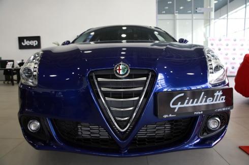 Alfa Romeo укрепляет позиции на российском рынке