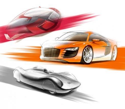 Audi Russia и МГХПУ им. С.Г.Строганова проводят конкурс дизайна для российских абитуриентов.