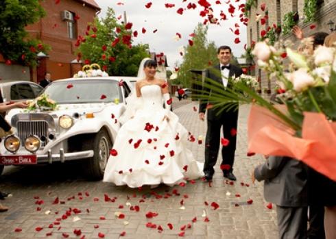 Свадебные автомобили: советы по выбору