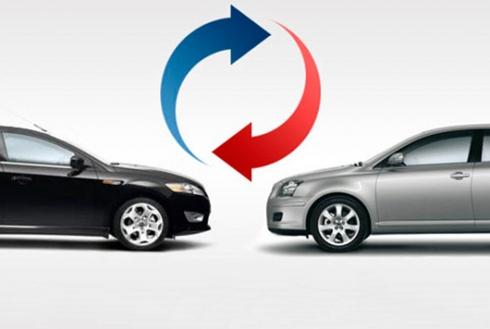 Обмен автомобиля по схеме trade-in