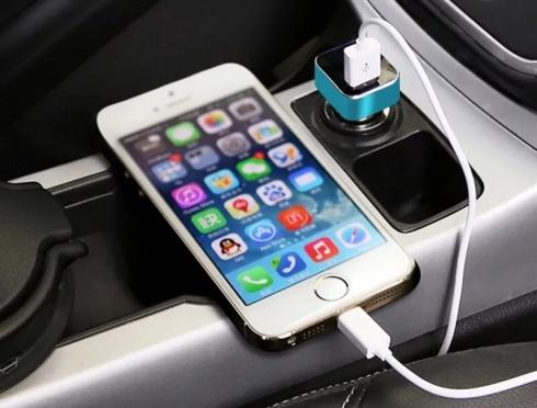 Как подключить iPhone к аудиосистеме в автомобиле