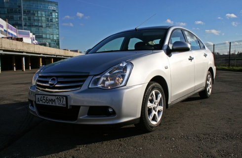 Nissan Almera new (AT & MT)
