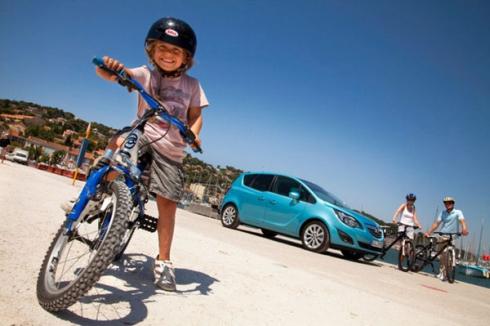 Opel приглашает на ежегодный велопарад Let's bike it!