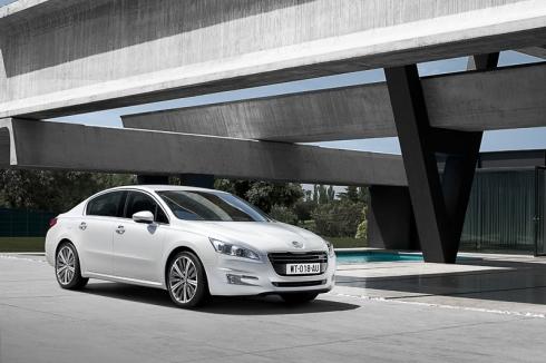 Компания Peugeot анонсирует цены на флагманскую модель - Peugeot-508