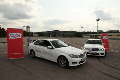 Mercedes-Bens E-class - летний хит на главном событии лета!