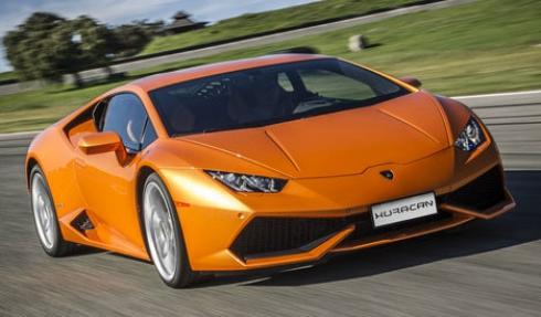 Lamborghini Huracan LP 610-4: обновления 2016 модельного года