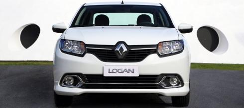 Новый Renault Logan - современный семейный седан для России