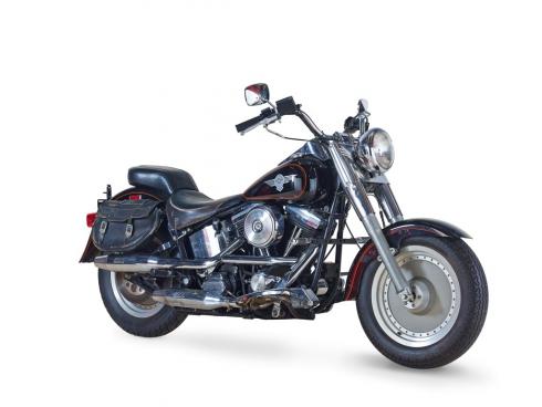 Музей Harley-Davidson приобретает мотоцикл Терминатора