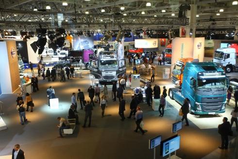 COMTRANS 2017: Международная выставка коммерческого автотранспорта