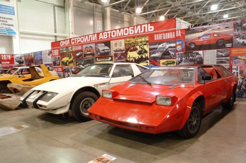 Советский автоспорт станет главной темой 21-й Олдтаймер-Галереи, которая пройдет с 7 по 10 марта в Крокус-Экспо.