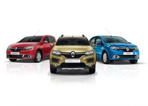 Автоматические трансмиссии для Renault Logan, Sandero и Stepway