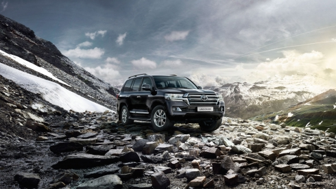 Новый Toyota Land Cruiser 200 уже в дилерских центрах