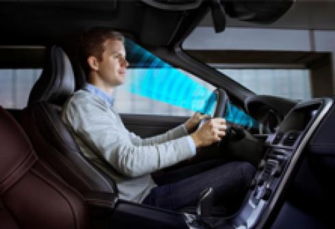 Новая система мониторинга усталости водителя от Volvo cars
