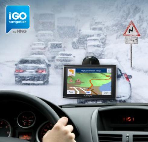 Безопасное вождение: решения iGO Navigation от NNG