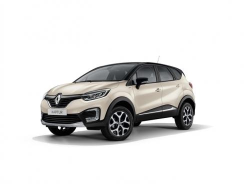 Старт продаж Renault Kaptur 2019 модельного года