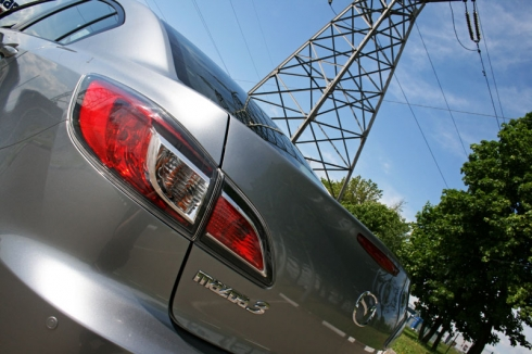 Тест-драйв от главного редактора: Mazda 3 MT sedan