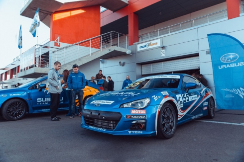Итоги фестиваля Subaru 2014