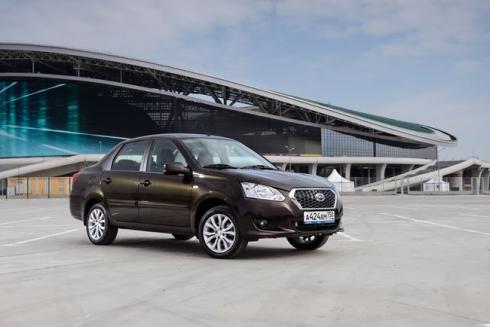 Тест-драйв Datsun on-DO в Казани