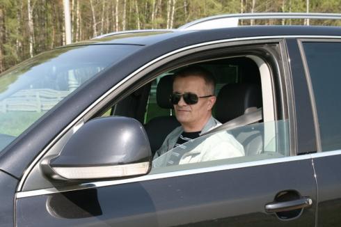 Особый взгляд: Старый знакомый с новым «сердцем». Наш обозреватель Сергей aka Vorchun тестирует Volkswagen Touareg TDI 3.0 V6
