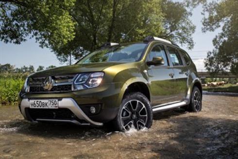 Продажи нового Renault Duster стартуют в России