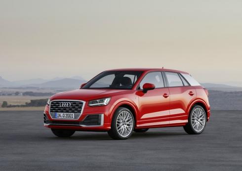 Встречайте: новый Audi Q2!