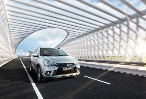 ММС Рус объявляет цены на новый Mitsubishi ASX в России
