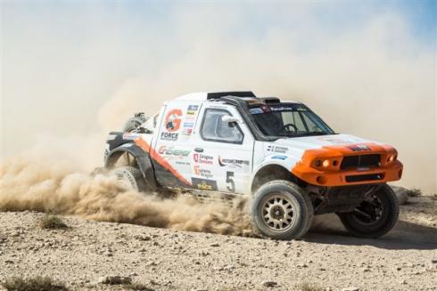 Газпромнефть-СМ начала сотрудничество с гоночной командой G-Force Motorsport