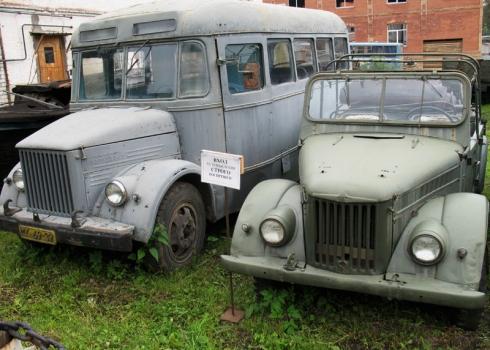 Любопытные экспонаты Музея техники в г.Мышкин (Ярославская обл.)