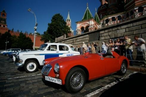НОВОСТИ: VI Международное РАЛЛИ классических автомобилей «ЗОЛОТОЕ КОЛЬЦО».