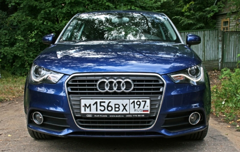 Audi A1 (1.4TSI)