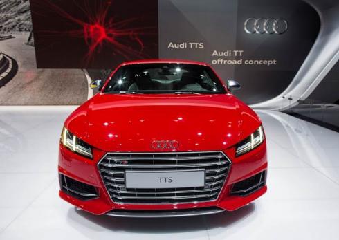 Audi Russia объявляет цены на семейство Audi TT нового поколения
