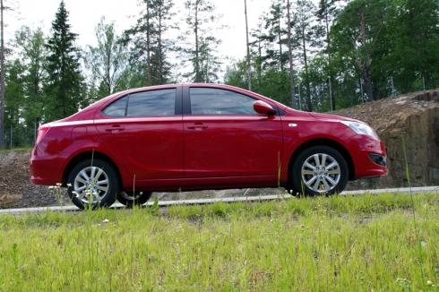 Новый седан Chery A19 доступен для заказа