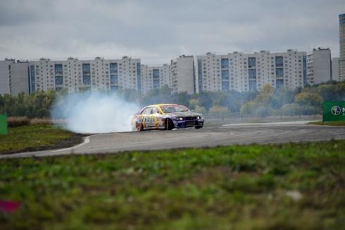 Фоторепортаж с Russian Drift Series 2011