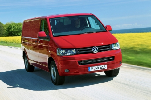 Volkswagen Transporter – лучший коммерческий автомобиль года в России