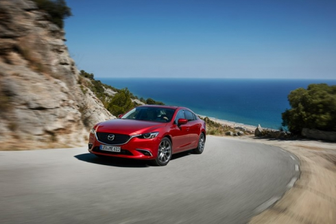 Старт продаж новой Mazda6