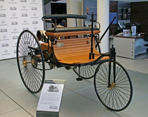 Рождение автомобиля - 130-летний юбилей