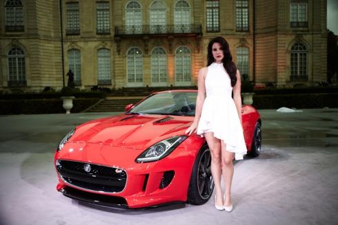 Лана Дель Рей представляет эксклюзивный саундтрек к фильму Jaguar «Desire»