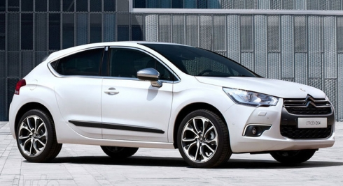 ART-CLUB-GALLERY: Презентация CITROEN DS4