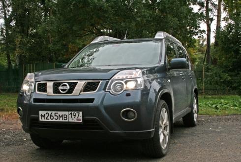Тест-драйв «вне очереди»: Nissan X-Trail New