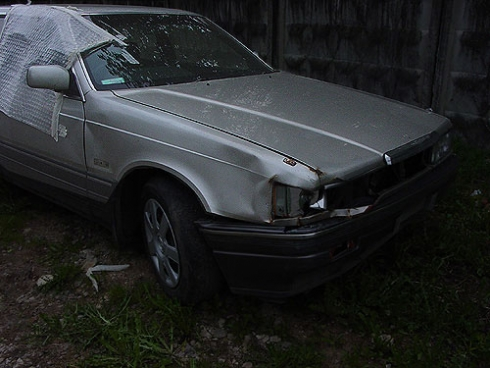 Люся лимитчица (Mazda Luce Limited)