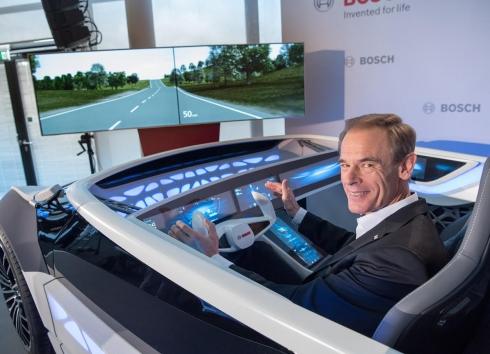 Председатель правления Bosch: «Современные автомобили скоро станут вчерашним днем»