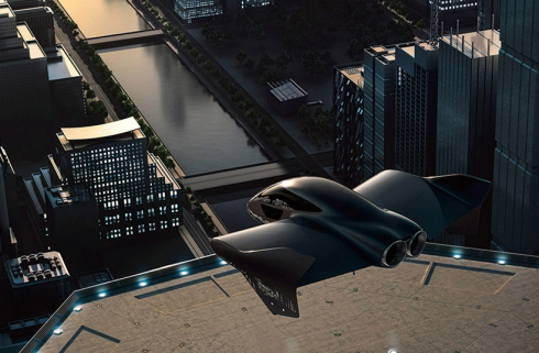 Porsche и Boeing договорились о партнерстве на рынке городской авиамобильности
