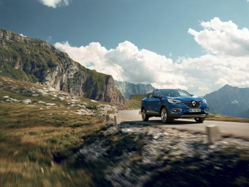 Renault представляет новый Kadjar