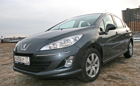 Peugeot 408 MT (дизель)