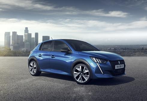 Мировая премьера Peugeot 208 нового поколения.