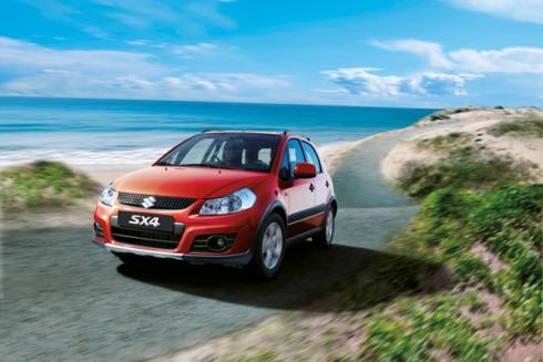 Объявлена дата российской премьеры Suzuki New SX4
