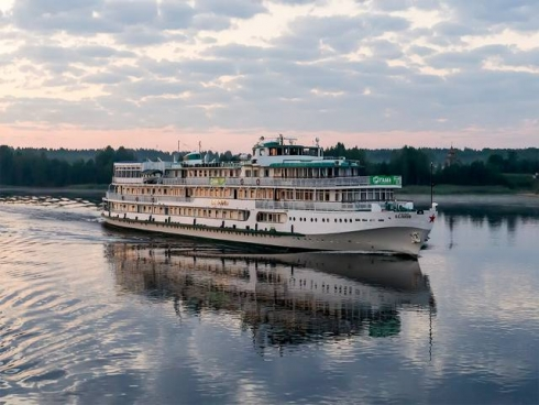 Речной круиз: увлекательное путешествие по России